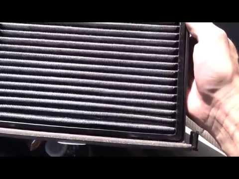 K&N Cabin Air Filter Install And Review After 10K Miles Of Use!