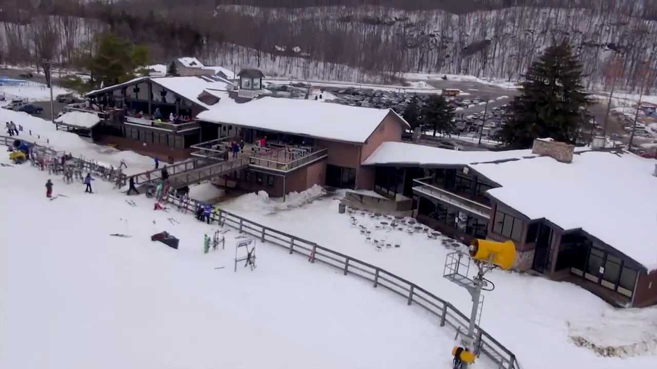 mountain creek ski resort promo video - youtube