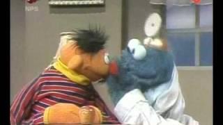 Bert en Ernie - Dokter Monster