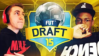 SCRIPTING TO THE MAX????? | FIFA Draft With Tobi