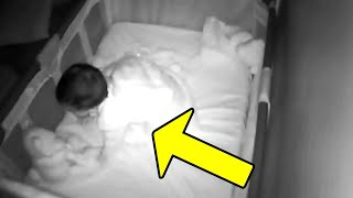 When Mom Hears Moaning from Her Baby's Monitor, She Rushes In and Finds This