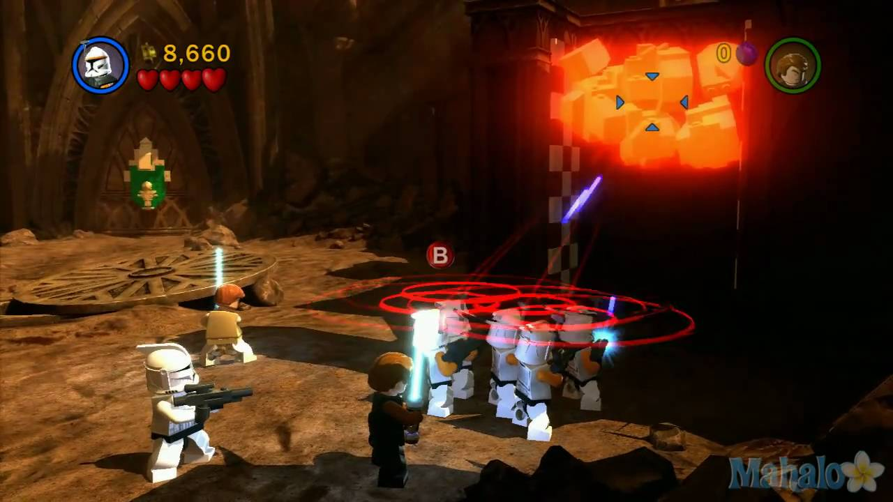 LEGO Star Wars III: The Clone Wars - Count Dooku - Chapter 6 ...