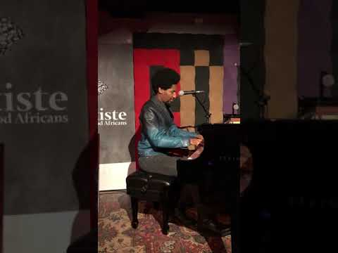 "Play It Again Jon:  ""Hollywood Africans"" by Jon Batiste Album Release"