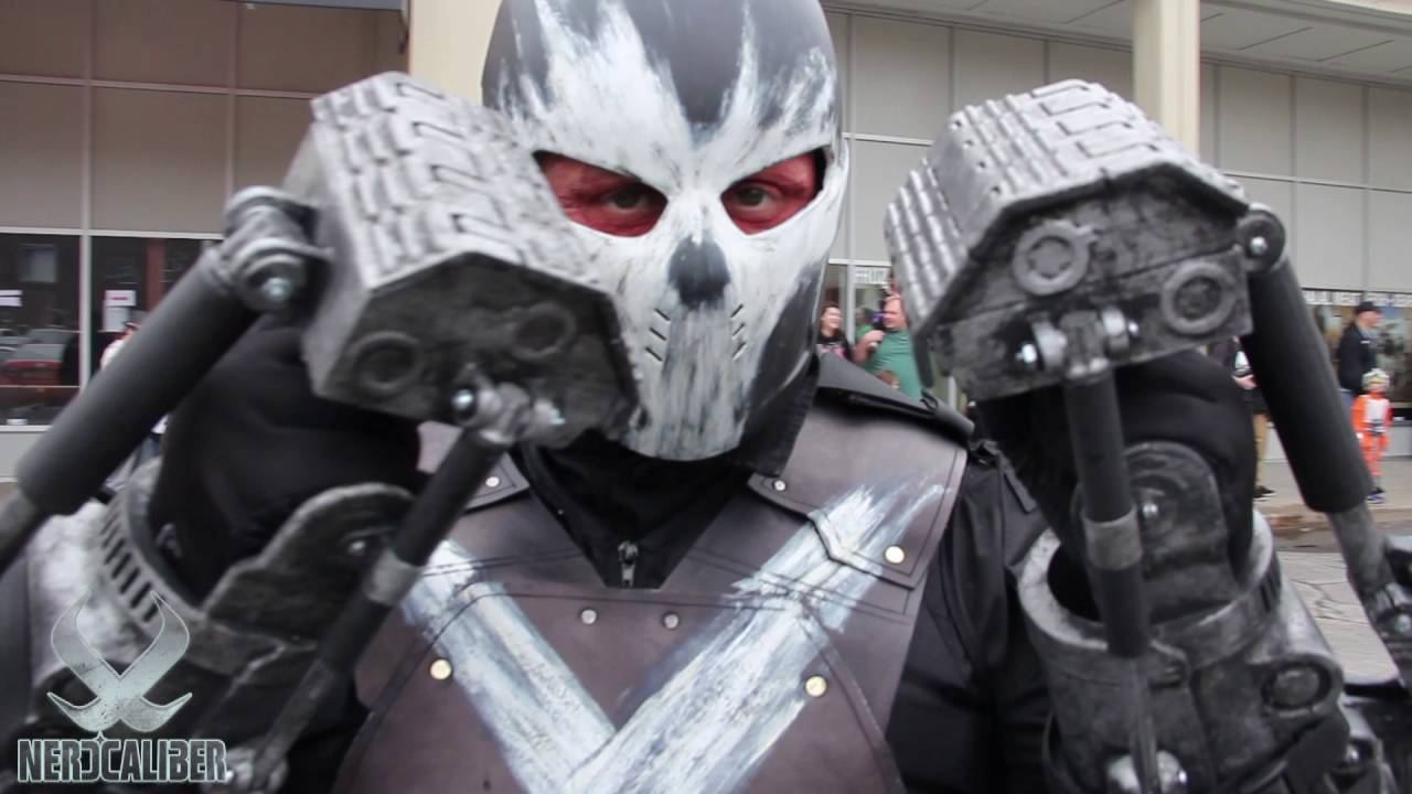 crossbones awesome captain american civil war cosplay