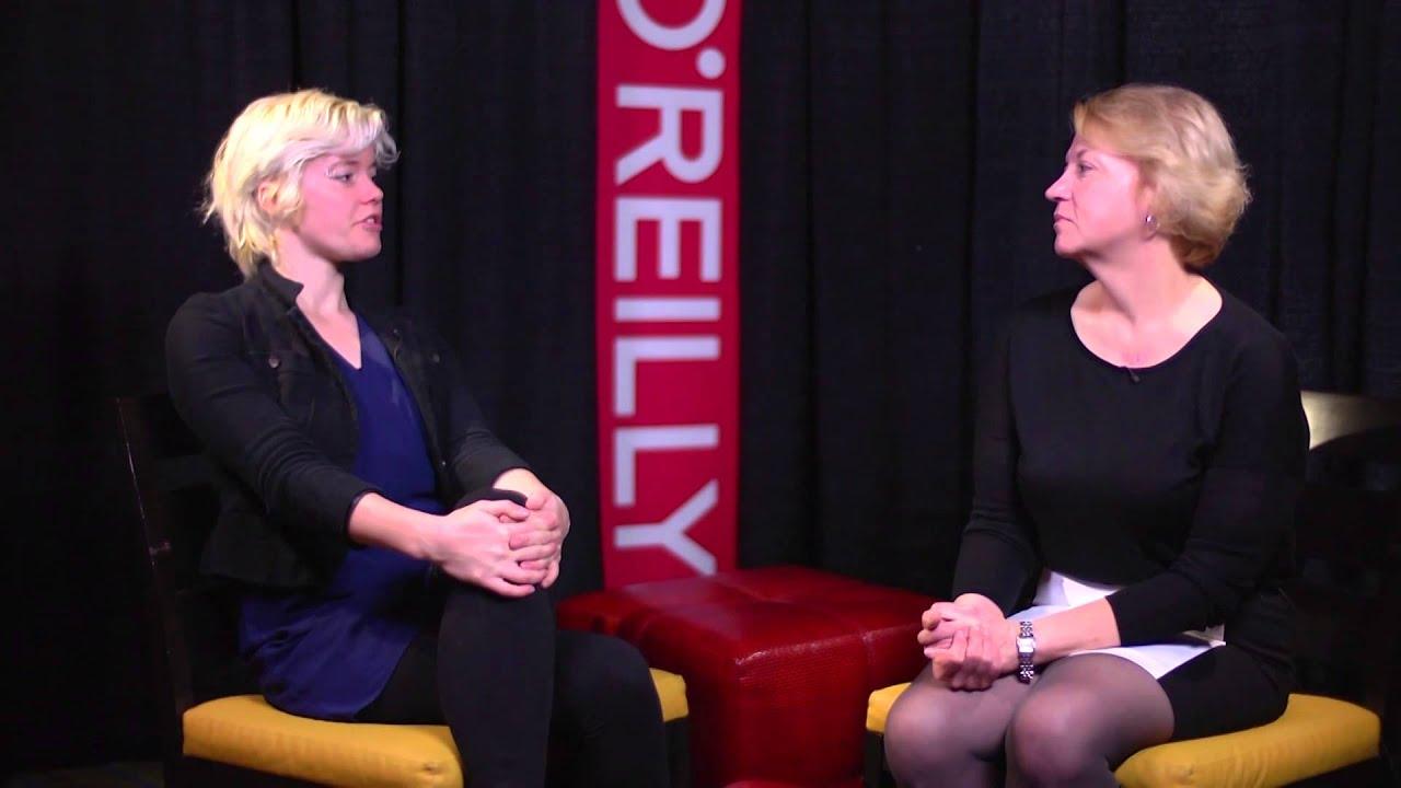 Pamela Fox Khan Academy interviewed at Fluent 2014