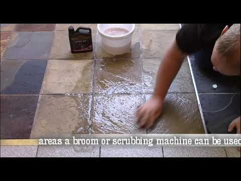 TFC - Cleaning Grout And Cement Residues From Your Tiles