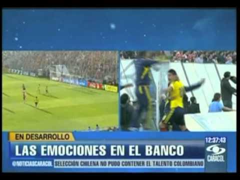 Así se vivió la victoria ante Chile en el banco de la Selección
