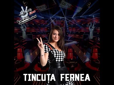 Tincuta Fernea-America's sweetheart(Elle King)-Vocea Romaniei 2015-LIVE 2- Ed. 12-Sezon5
