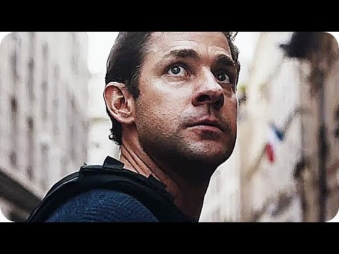Tom Clancy's Jack Ryan Trailer 2 Season 1 (2018) Amazon Series