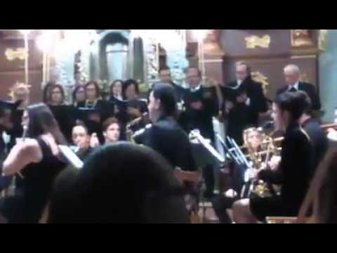 Navidades Blancas- Unión Musical Crearte junto a la Coral Vírgen de Dolores
