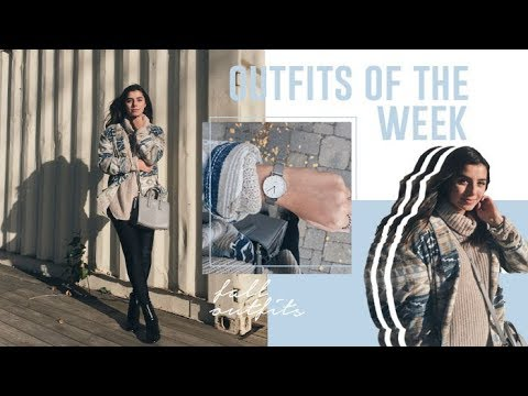 Fall Layering Outfit Ideas | OOTW