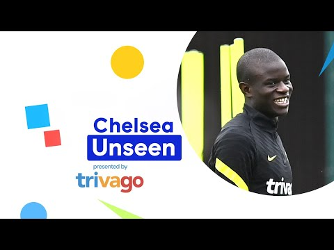 Kante is back!  😍 |  Dribbling Dribbling and a Backheel Nutmeg?!  |  Invisible chelsea