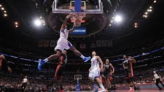 Dunkfest: Miami Heat vs Los Angeles Clippers