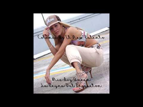 Set  Mix, Mezcla  Ivy Queen By Colomix Dj El new Talento Mexico Oficial