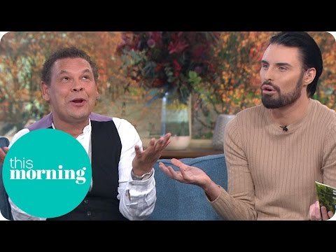 "Craig Charles Joins Rylan to Talk I'm A Celebrity ""Hungry Games"" 