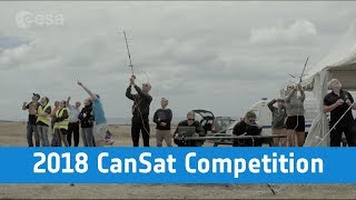 2018 CanSat European Competition