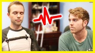 LIE DETECTOR TEST ON MY BOYFRIEND *Shocking*