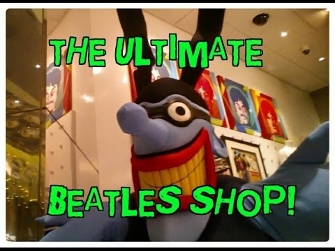The Ultimate Beatles Shop!!!