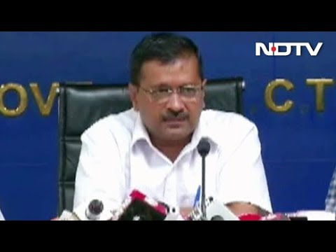 Delhi's Unauthorised Colonies To Be Fixed, Arvind Kejriwal Thanks Centre