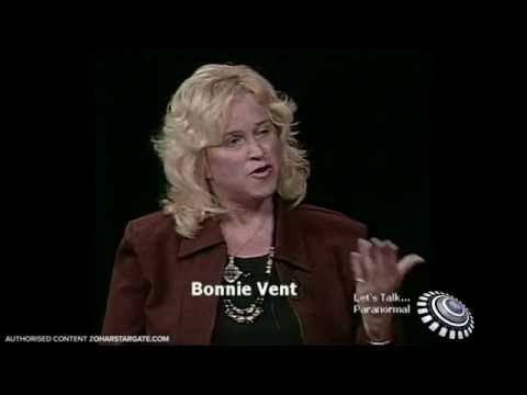 """Bonnie Vent interview on """"Let's Talk Paranormal"""" with Tracie Austin - Original air date 2003"""