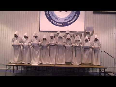 Chesapeake Academy Silent Monks