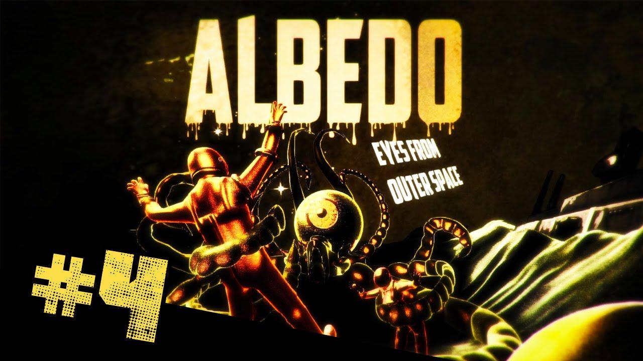 Прохождение игры Albedo Eyes From Outer Space