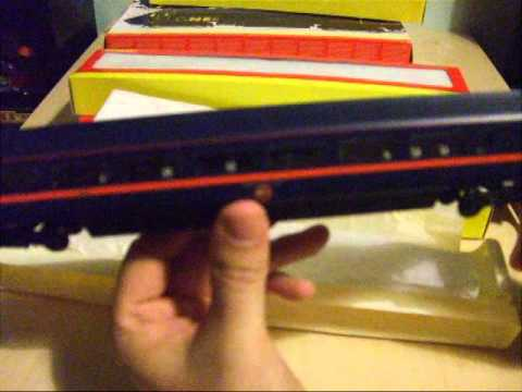 Hornby R2703 GNER Class 43 HST Power Car Pack & Carriages Review