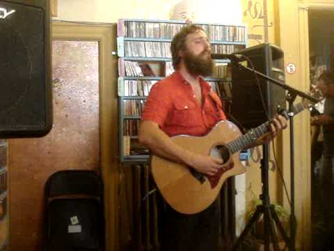 Iron & Wine - Trapeze Swinger (Live at Aquarius Records, San Francisco, CA)