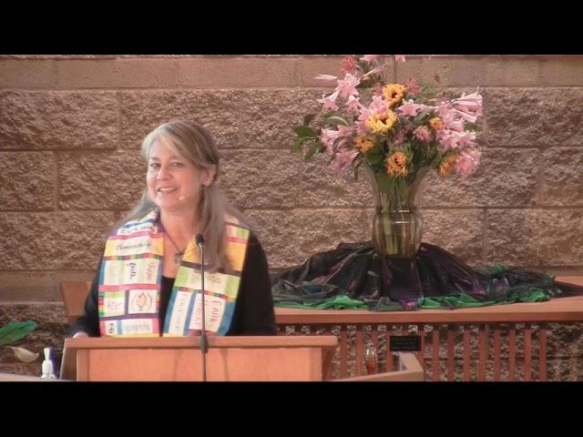 MDUUC Sunday Service 8/29/2021 - Homily - Rev Leslie Takahashi