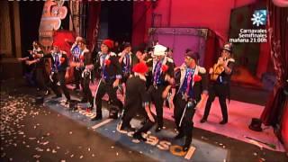 Comparsa - Catastrophic Magic Band | Actuación Completa en SEMIFINALES | Carnaval 2013