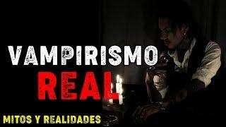 ENTREVISTA A UN VAMPIRO REAL   HISTORIAS DE TERROR