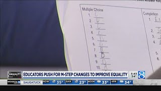 MI educators push for more inclusive standardized test