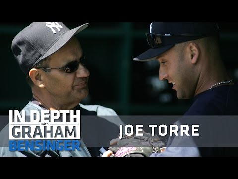 "Joe Torre: Derek Jeter didn't want to be ""The Captain"""
