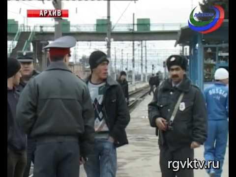 Железнодорожный маршрут Махачкала - Санкт-Петербург вскоре возобновит работу