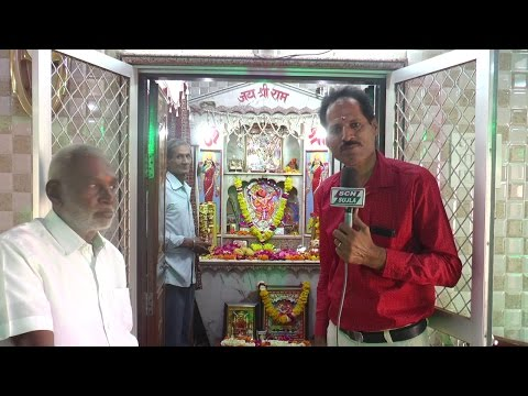 108 Hanuman Chalisa. Veer Hanuman Mandir, Sujangarh