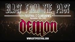 Demon - Live (Full Show in 4K Ultra HD) @ Blast From The Past, Kubox, Kuurne, Belgium (09-12-2017)