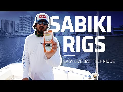 How To Use A Sabiki Rig To Catch Live Bait