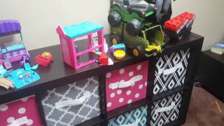 Better homes 8-cube organizer from walmart