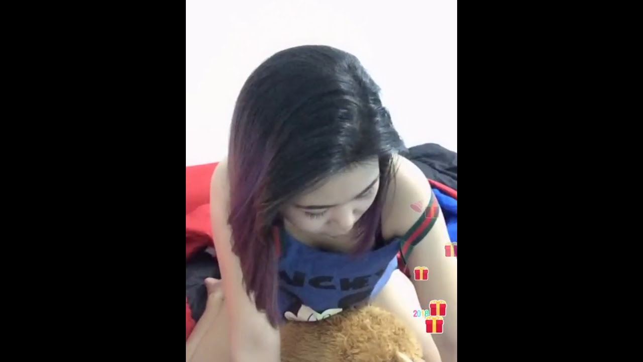 Thailand cute sexy girl bigo live show