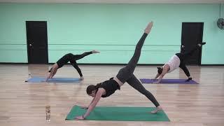 Kathryn's Ballet Sculpt Class