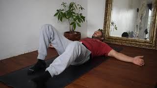 Yoga Flow for Back Tension