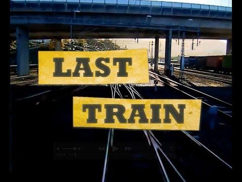 Chris Rea | Last Train (Lyric Video)