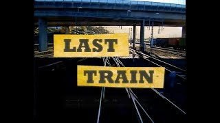 Chris Rea | Last Train (Lyric Video)