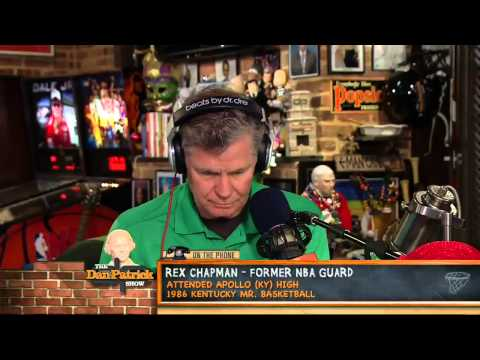 Rex Chapman on The Dan Patrick Show 4/12/13