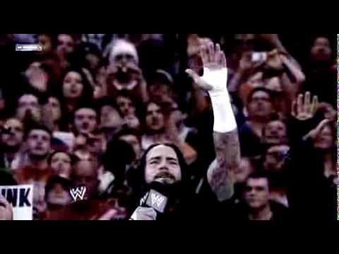 CM Punk Tribute - Bulletproof Heart