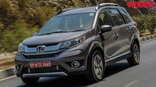 Honda BR-V - First Drive Review (India)