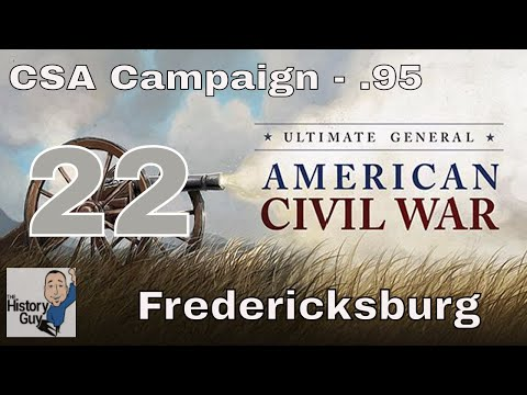 MARYE'S HEIGHTS (FREDERICKSBURG 1) - Ultimate General: Civil War version .95 - CSA Campaign #22