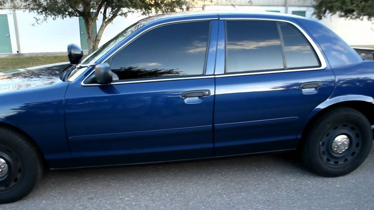 2003 ford crown victoria p71 87k midnight blue 5995 youtube. Black Bedroom Furniture Sets. Home Design Ideas