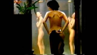 Imperial Leather shower gel commercial