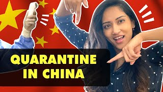 My Wife s 14 DAY Quarantine in China Travel Vlog